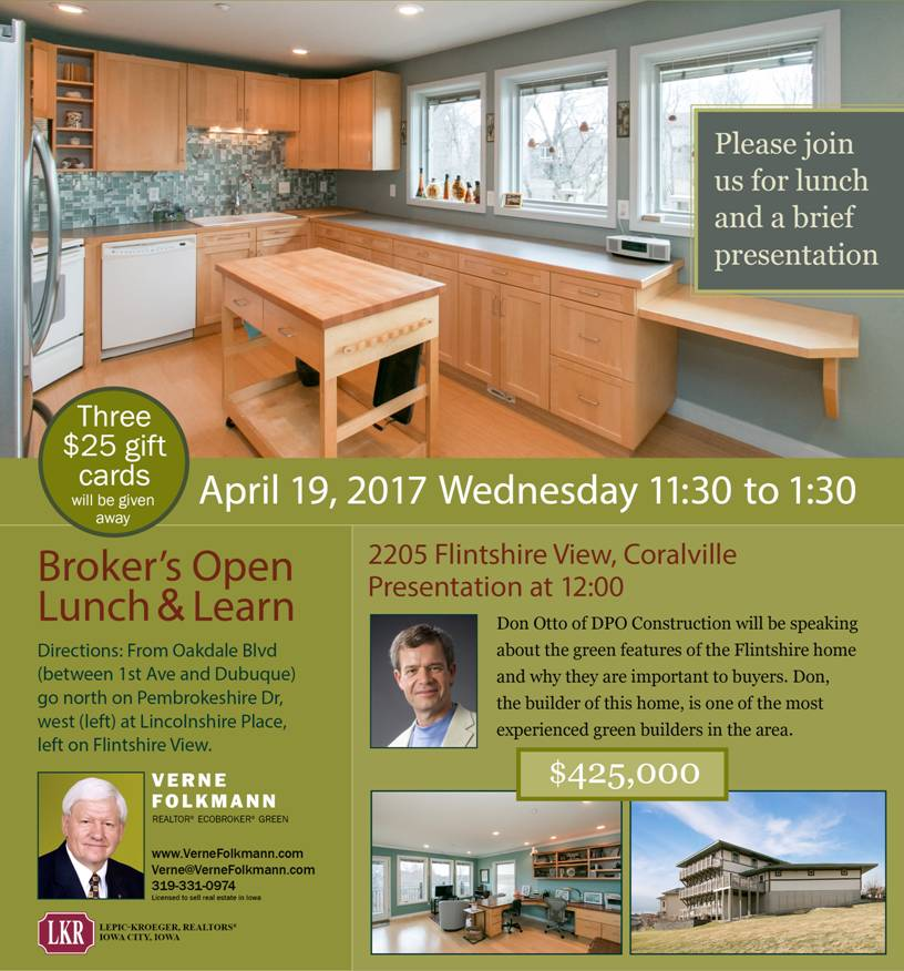 Lepic-Kroeger, REALTORS® - Sustainable Homes Lunch and Learn