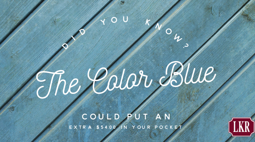 Color Matters! The Easiest $5,400 You'll Ever Make