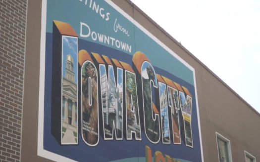 Iowa City Downtown Mural - LKR Stories